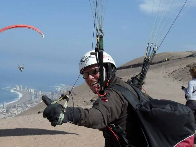 Star Paragliding, Switzerland