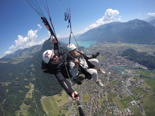 Star Paragliding, Switzerland Lotti Frei