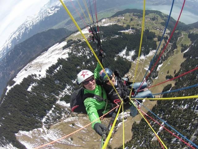 Star Paragliding, Switzerland Flystar Foto Galerie