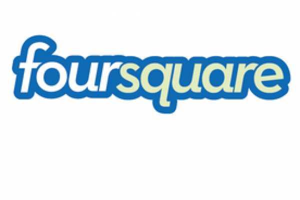 Check-in at FourSquare