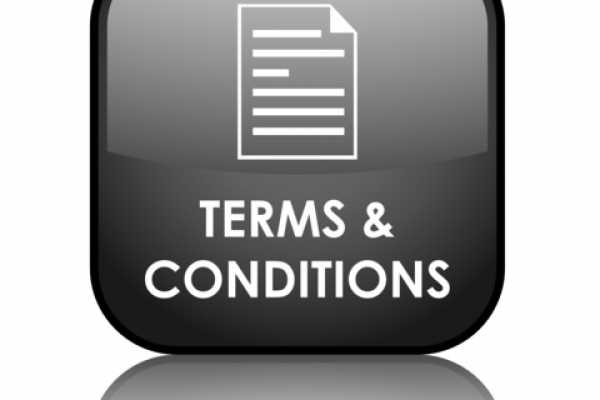 Our Terms & Conditions