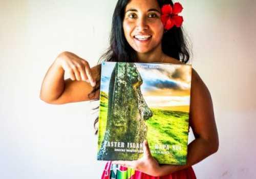 Amazing imagery from the 'Te Pito O Te Henua'