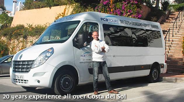 Luxury Private Minibus Tours