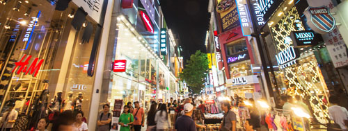 Myeongdong District