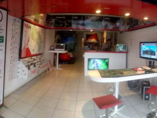 Red Lava TSC Nosotros