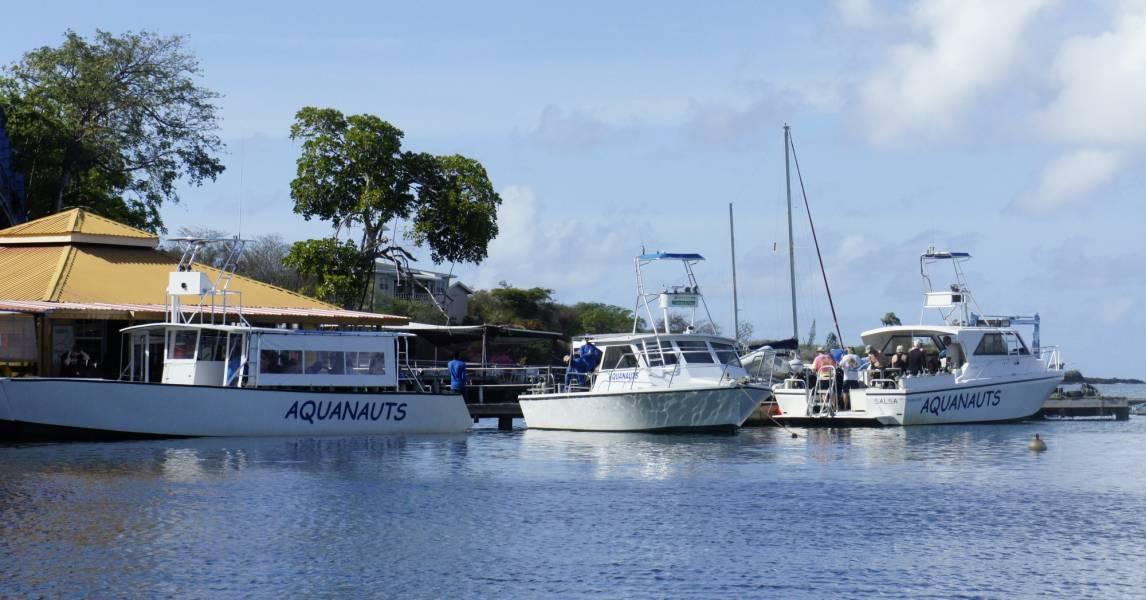 Aquanauts Grenada Dive Boats and Rooms