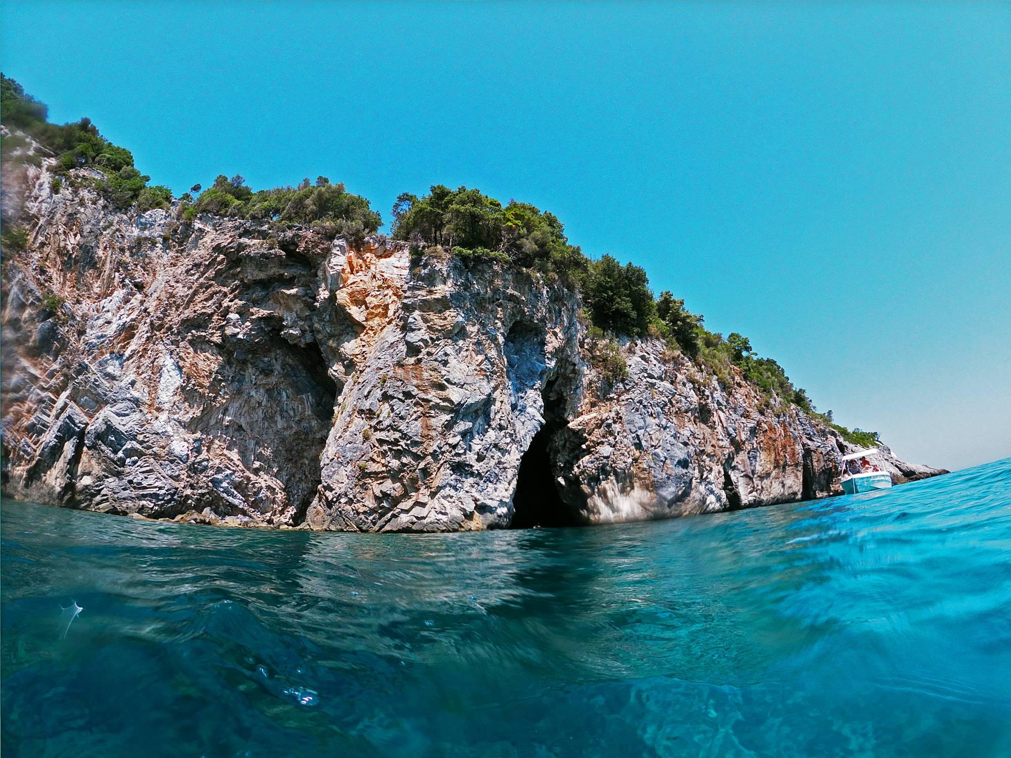 Boat Tour | Poseidon Caves