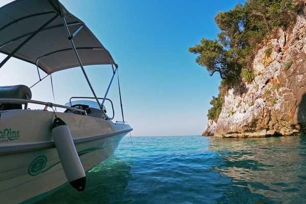 East Pelion-Mini boat tour