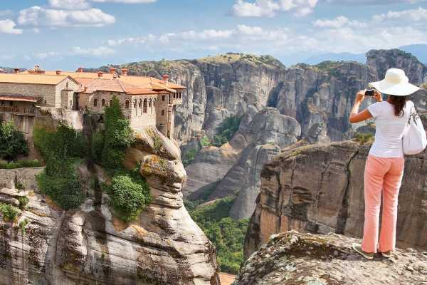 Daily Trip to Meteora