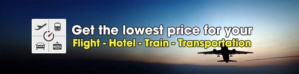 Get Lowest Airfares Worldwide