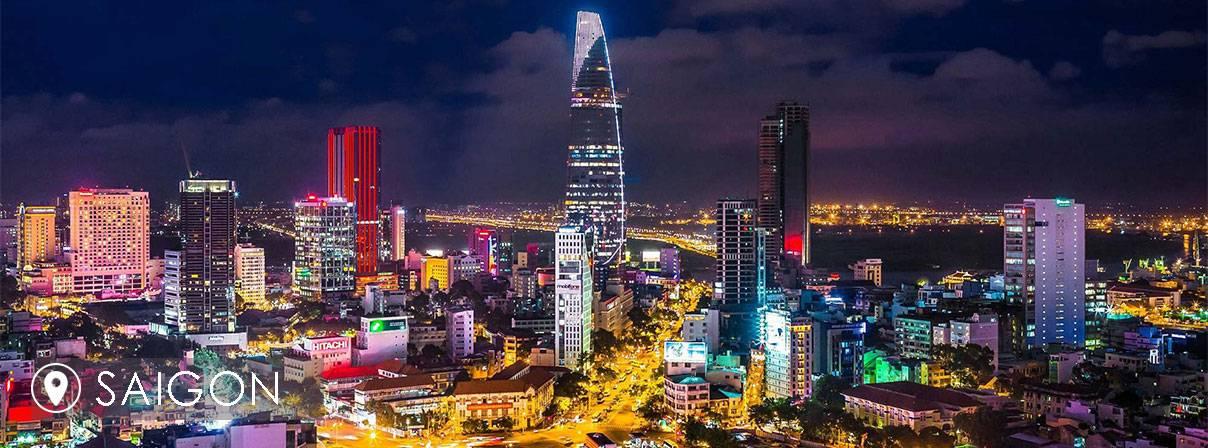 Sài Gòn - TP Hố Chi Minh