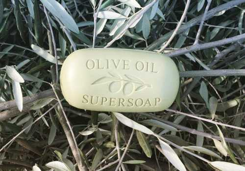 extra virgin olive oil soap Villa Monteoriolo