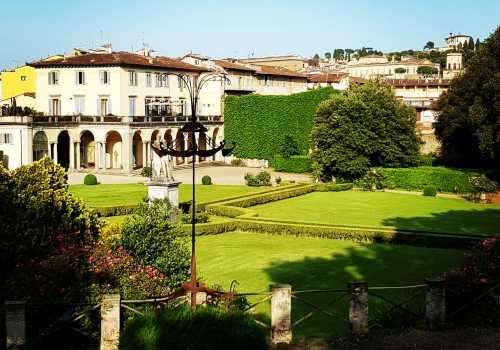 Torrigiani Garden, Florence
