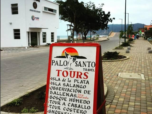 PALO SANTO TRAVEL