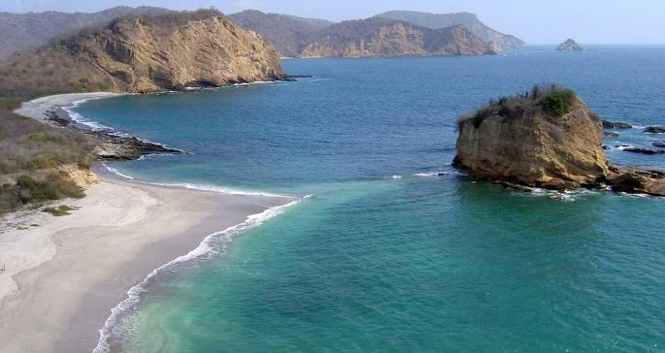 Playa Los Frailes Foto Cristina Castro
