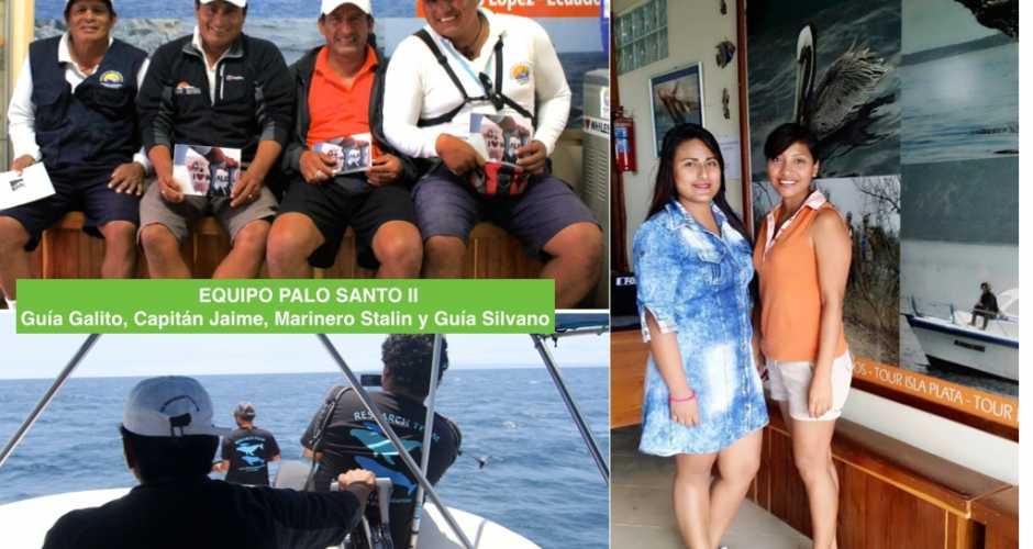 PALO SANTO TRAVEL     PUERTO LOPEZ     ECUADOR