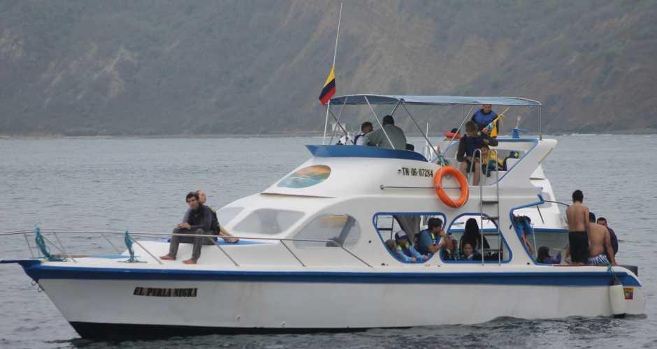 ISLA DE LA PLATA | PUERTO LOPEZ | ECUADOR