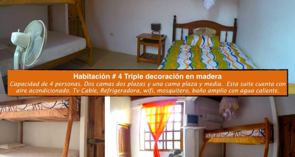 HOTEL PUERTO LOPEZ