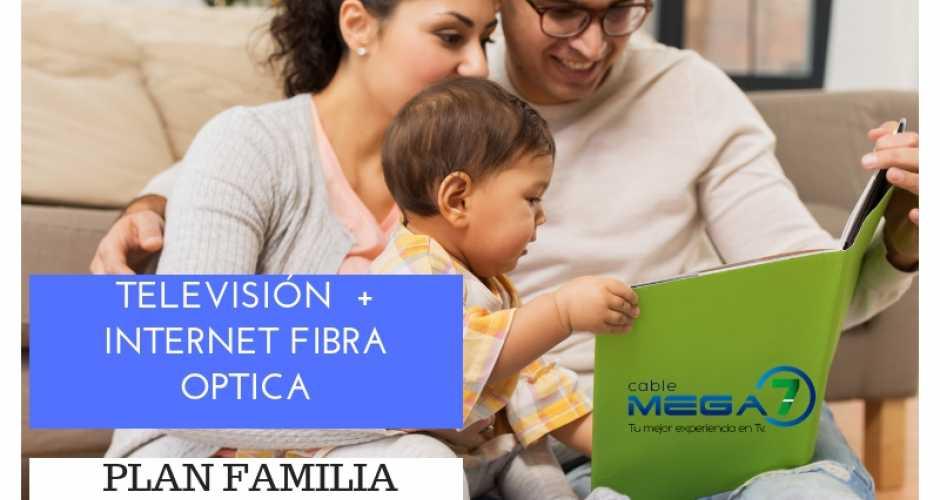 TELEVISION + INTERNET | PUERTO LOPEZ