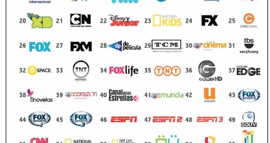 TELEVISION POR CABLE | ALOJAMIENTO | PUERTO LOPEZ