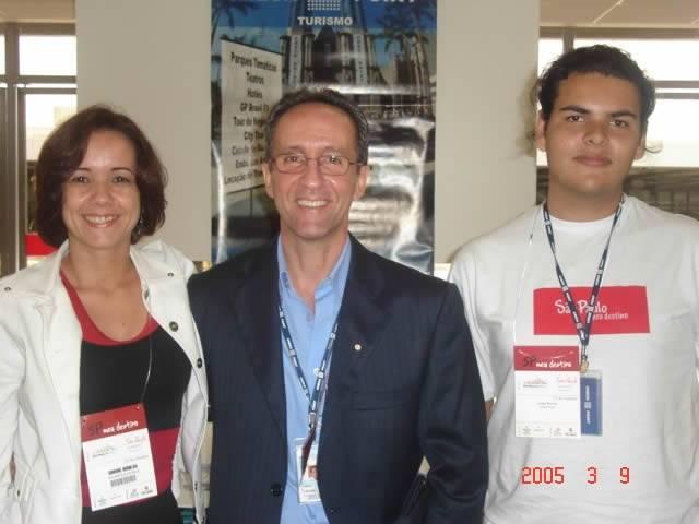 Check Point São Paulo Meu Destino - 14 à 16/10/2005