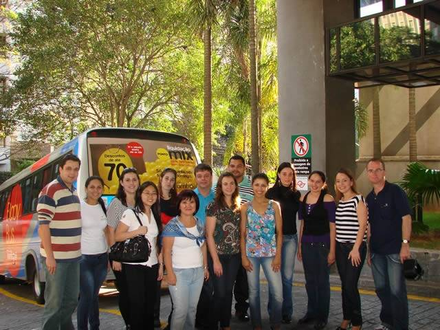 Check Point Famtrip Ilhabela SPCVB Agosto/2009