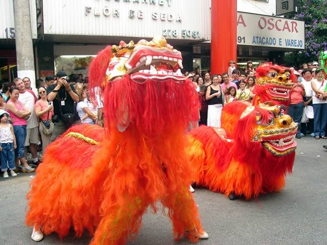 Check Point 1ª festa do Ano Novo Chinês em São Paulo - 28 à 29/01/2005