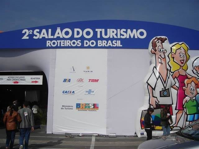Check Point Salão do Turismo 2006 - 2 à 6/06/2006