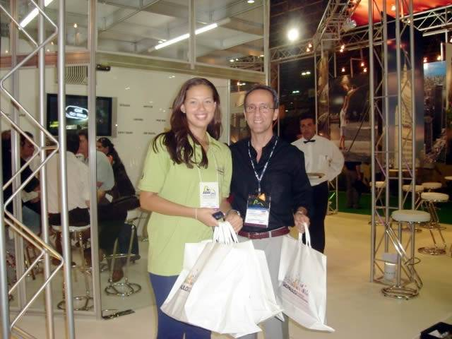 Check Point 33° Congresso Brasileiro de Agências de Viagens – ABAV 2005
