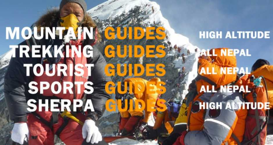 Hire a Mountain Guide