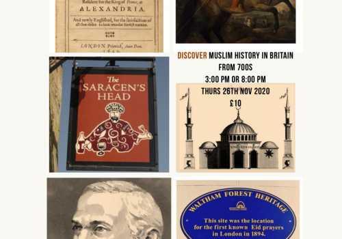 Muslim History of Britain