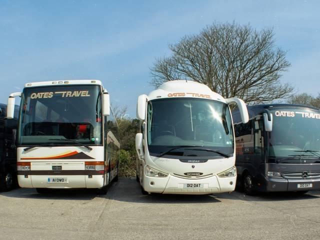 Oates Travel St Ives