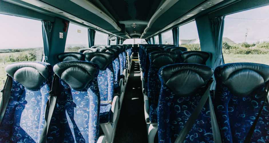 Oates Travel Private Hire Coach