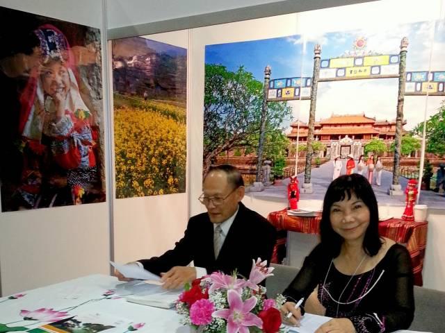 Viet Ventures Co., Ltd Viet Ventures at International Travel Fair