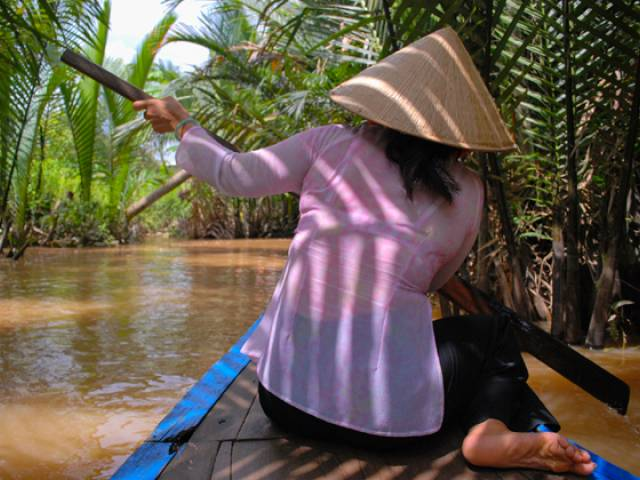 Viet Ventures Co., Ltd 湄公河三角洲 - MEKONG DELTA
