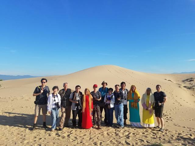 Viet Ventures Co., Ltd Behind The Scene Of Phan Rang Photo Tour