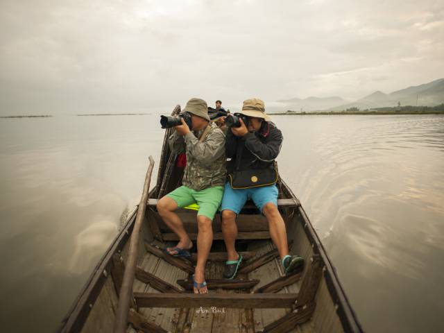 Viet Ventures Co., Ltd BEHIND THE SCENE OF HOIAN - HUE PHOTO TOUR