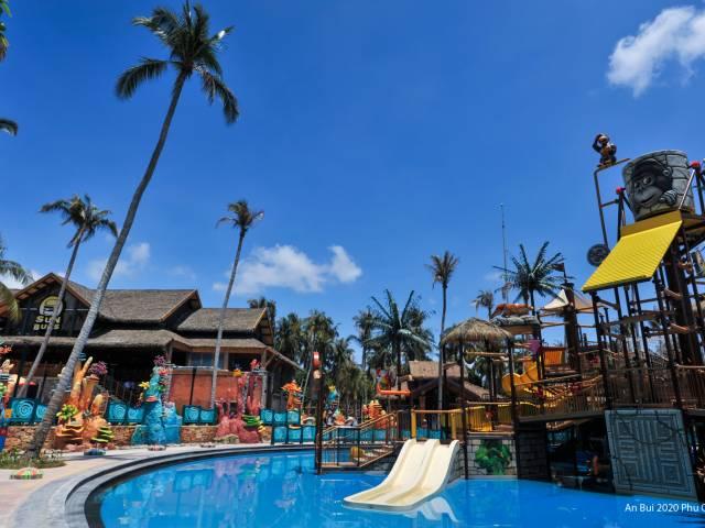 Viet Ventures Co., Ltd Cáp treo và bãi tắm Hòn Thơm Phú Quốc