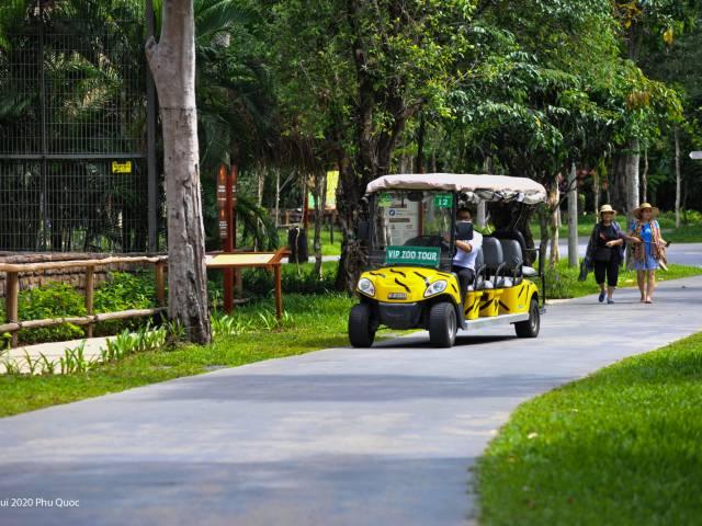 Viet Ventures Co., Ltd Vinpearl Safari Phú Quốc