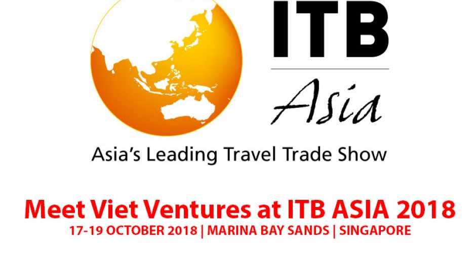 Viet Ventures in ITB Asia 2018
