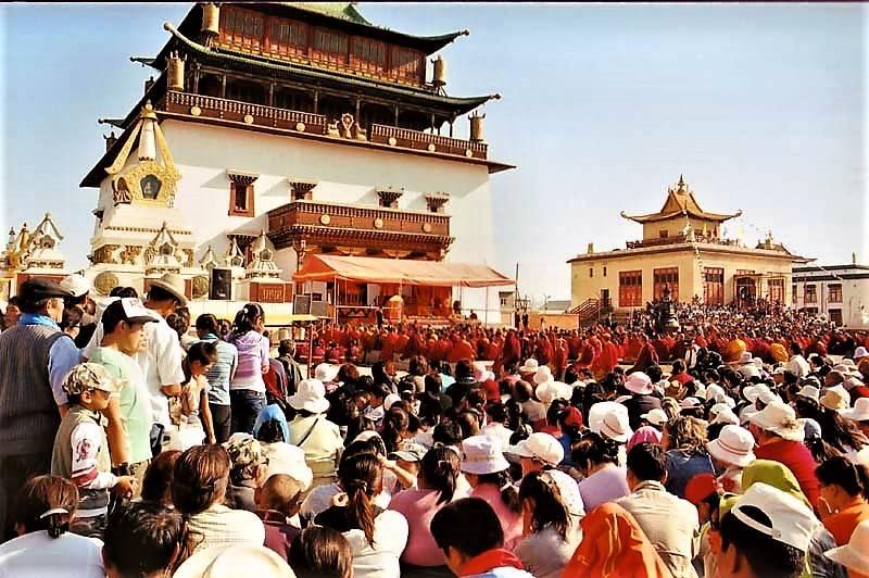 The Great Mongolian Adventures Buddhist Mongolia