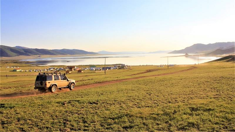 The Great Mongolian Adventures