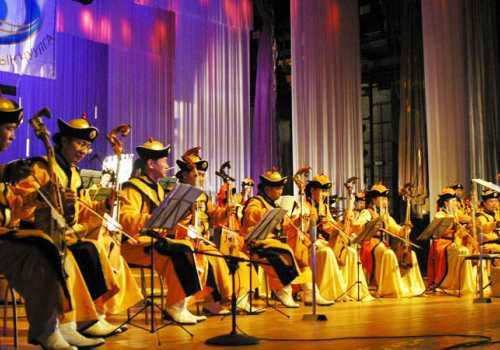 Morin Khuur Ensemble