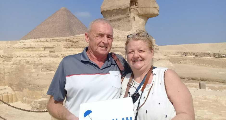 Rondreizen Egypte