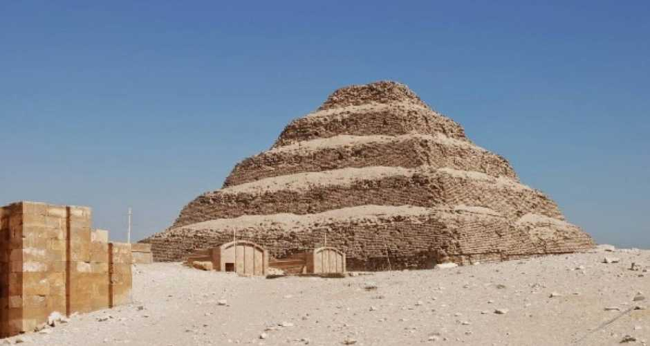 1-The Step Pyramid