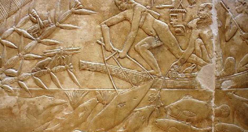8-Tomb of Akhethotep andPtahhotep