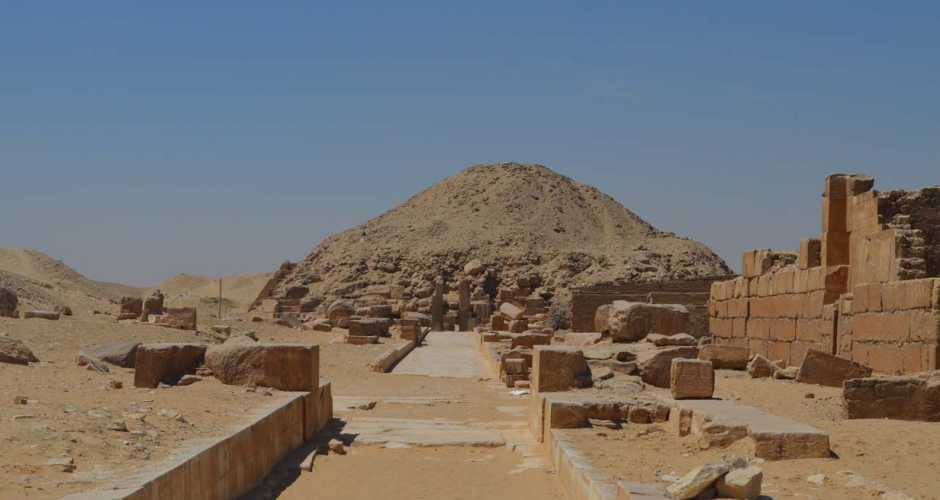 The Pyramids of Unas