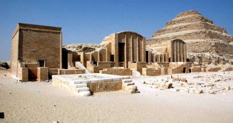 Step Pyramid of Djoser: Egypt's First Pyramid