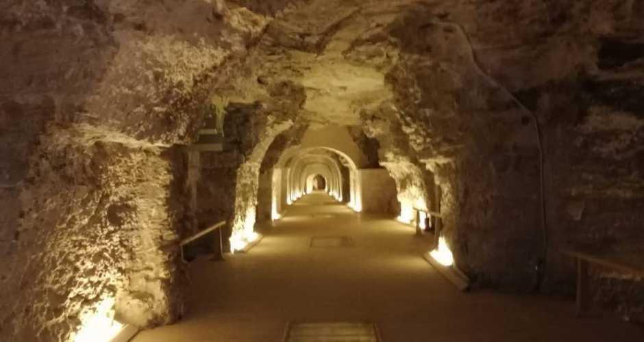 The Serapeum at Saqqara