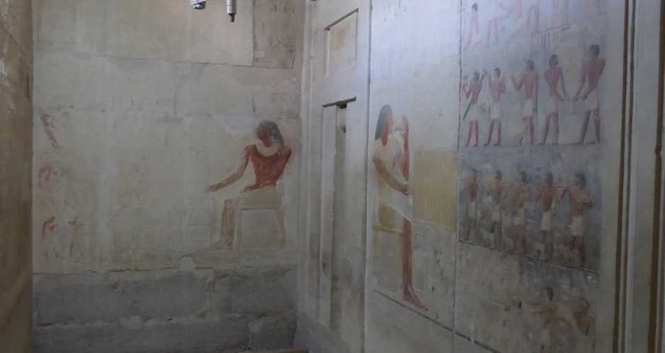 Tomb of Akhethotep & Ptahhotep